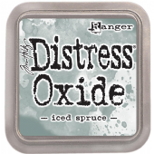 Tim Holtz Distress Oxide Ink Pad - Iced Spruce - TDO56034